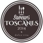 logo saveurs toscanes by dolce vita