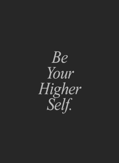 beyourhigherself